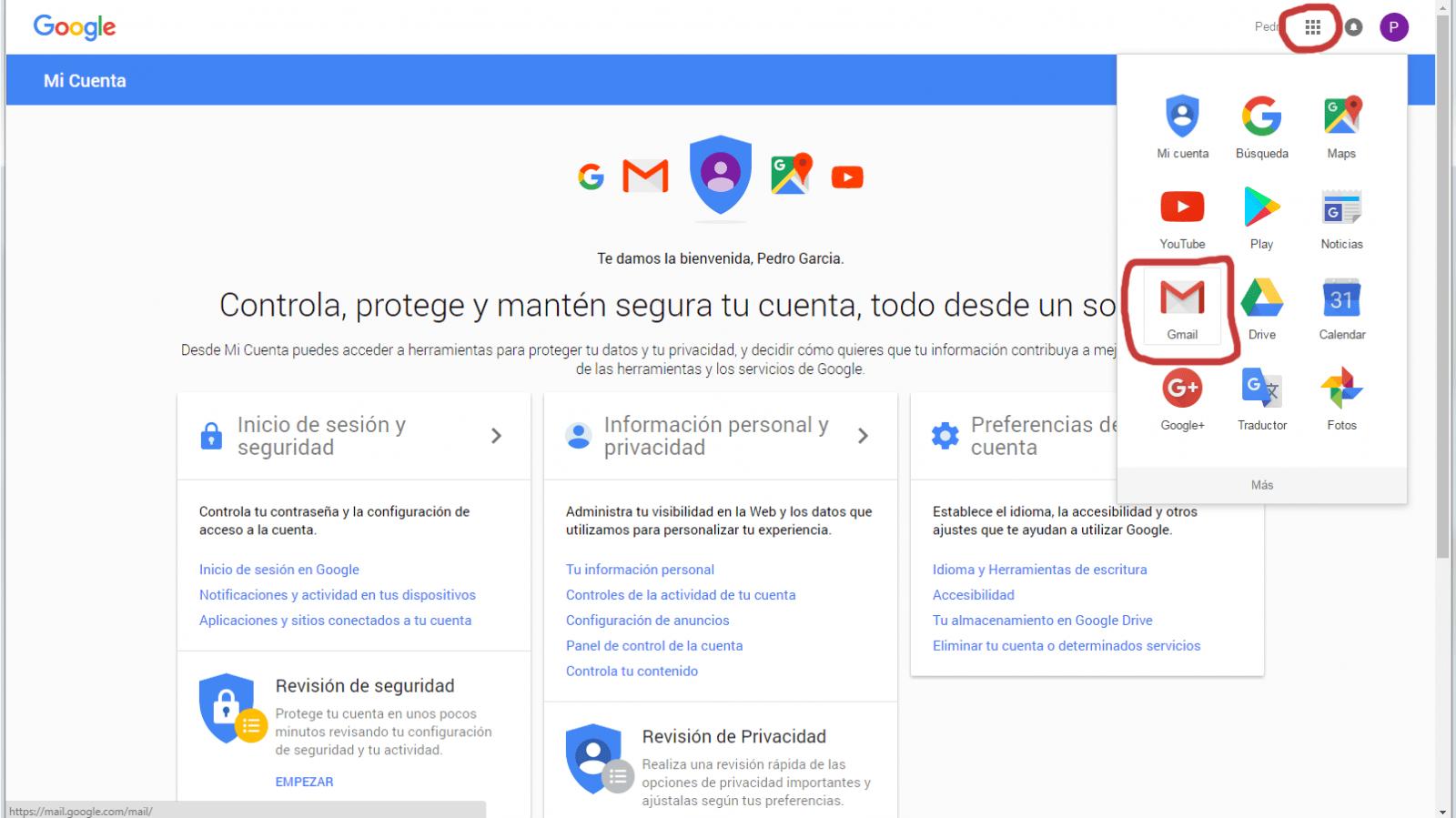 Como utilizar tu correo 1