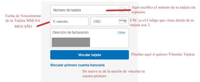 Paypal web page 7