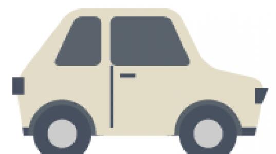 recoger un coche de alquiler