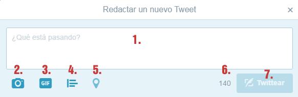 cómo configurar Twitter
