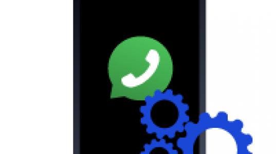 configurar whatsapp en tu movil