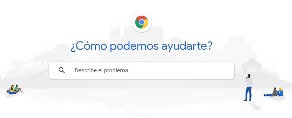 centro de ayuda google chrome