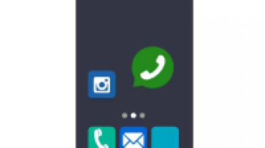 utilizar whatsapp en tu movil