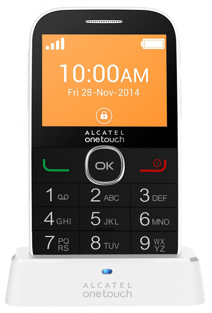 Alcatel Onetouch 2004G - A
