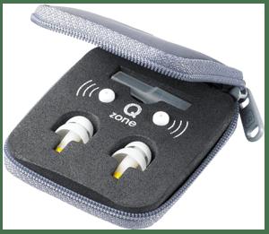 Design Go Quiet Zone - Tapones de oído