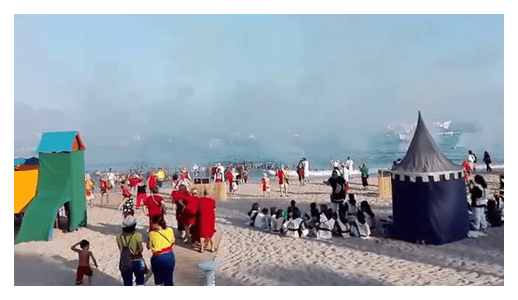 Fiestas de Verano moros y cristianos