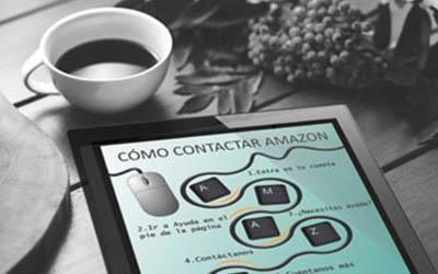 Cómo contactar Amazon