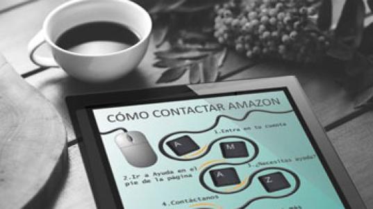 Como contactar Amazon