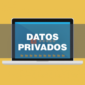 Icono de Datos Privados