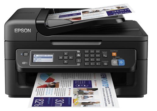 que impresora comprar - Impresora Epson WF 2630WF de Amazon