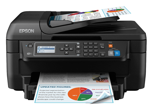 Epson workForce 2750_