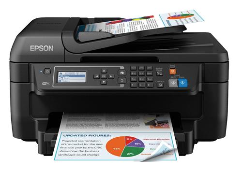 Epson workForce 2750_