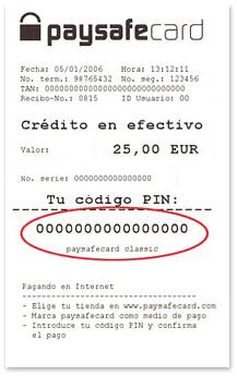 qué es paysafecard