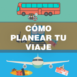 Icono de Cómo planear tu viaje
