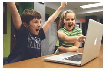Los videojuegos y los niños