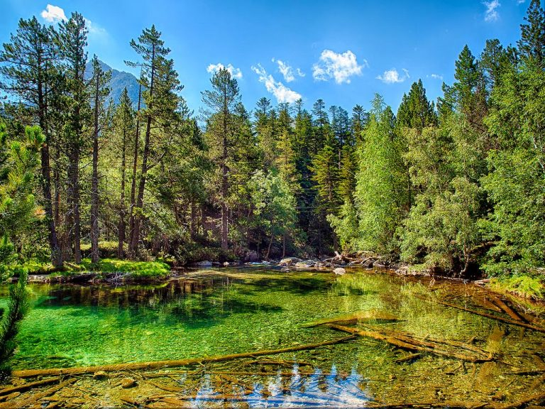 Parques nacionales de España -Parque Nacional de Aigüestortes i Estany de Sant Maurici
