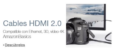 Cables HDMI 2.0
