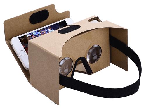 Gafas VR Cartón