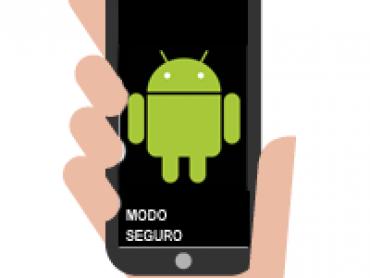 Modo seguro del móvil