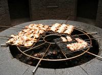 Cocina de Restaurante El Diablo