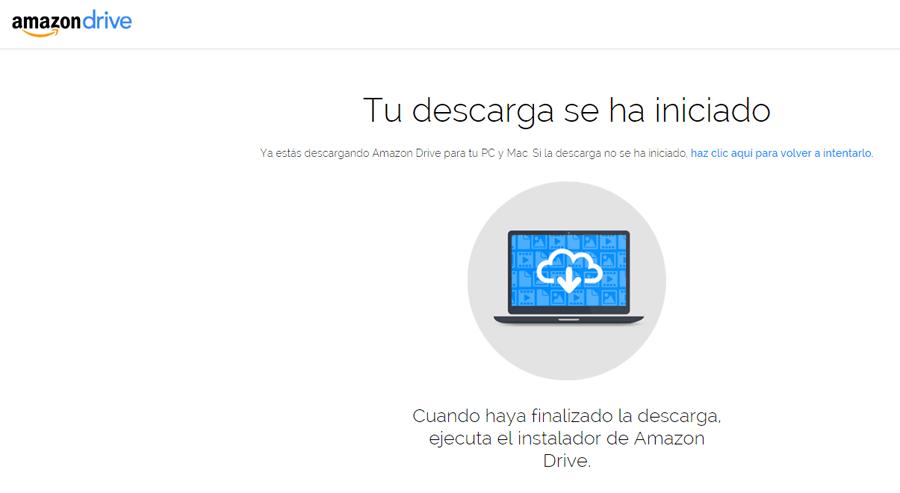 la nube de Amazon