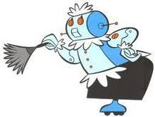 Rosie la limpiadora