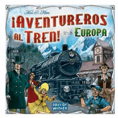 Aventureros al tren mejor juegos de mesa