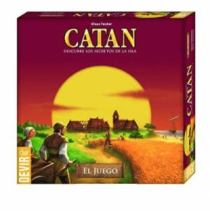 Colonos de Catan juego