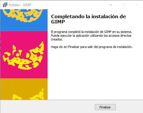 Como instalar GIMP