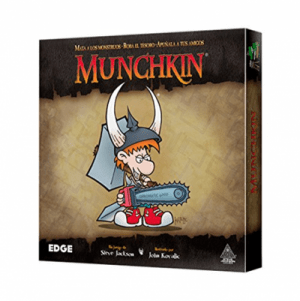 Munchkin Juego