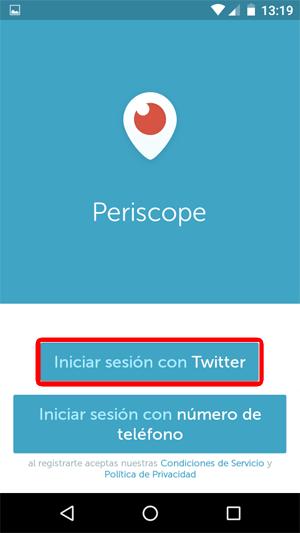 qué es periscope