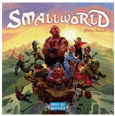 SmallWorld juego de mesa mejor