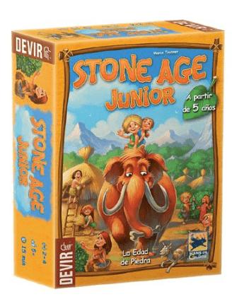 Juego de mesa stone age