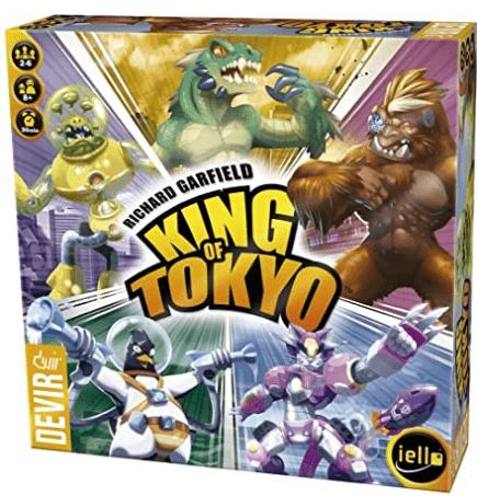 Juegos de mesa King of Tokyo