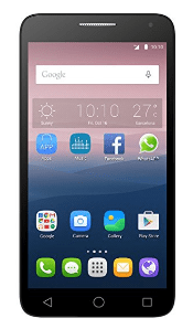 Teléfono Alcatel Onetouch