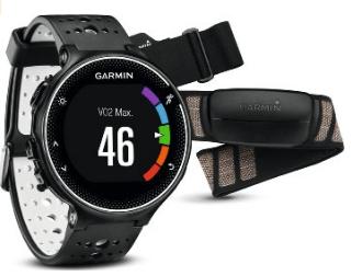 Pack con reloj de carrera y pulsometro Garmin