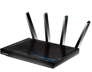 Router con WiFi. Netgear NightHawk