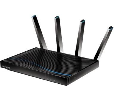 Router con WiFi. Netgear NightHawk