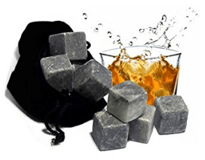 Piedras para enfriar Whisky