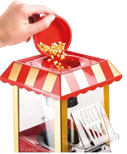 Palomitero vintage gadget regalo