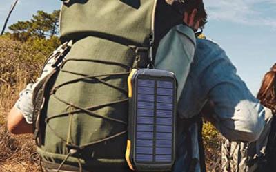 Cargador Solar. Elegir un cargador móvil solar.