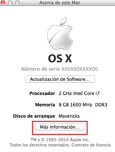 Mi Mac va muy lento