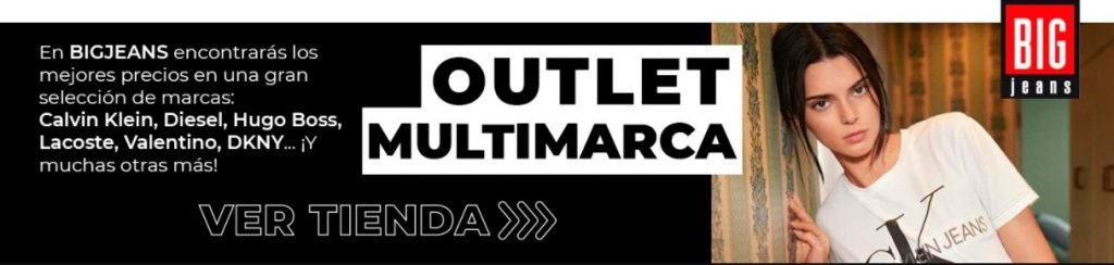 Outlet multimarca Aliexpress
