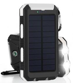 Cargador Solar QCY
