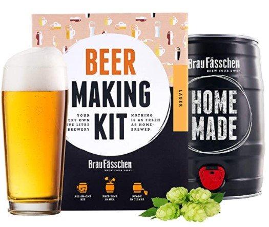 Cerveza artesana para padres