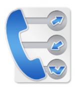 Fake call log app