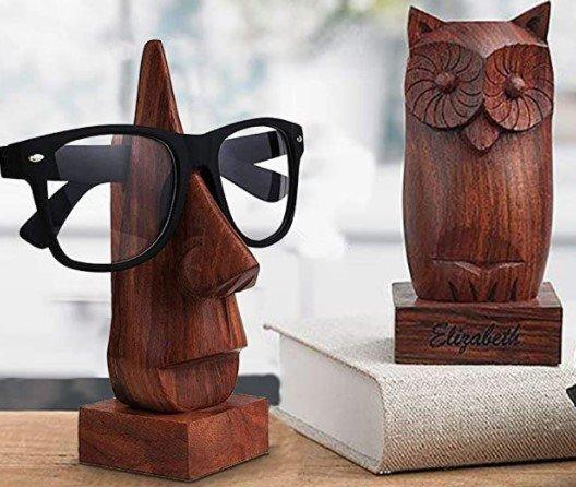 Soporte para gafas regalos día del padre