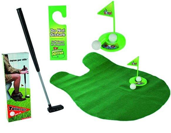 regalos día del padre Golf