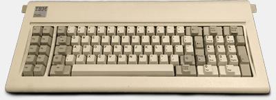 Teclado IBM de 1981
