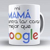 taza regalo mama